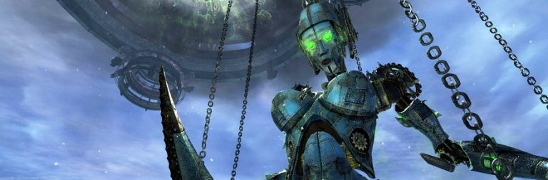 Guild Wars 2 will implement first-person POV in March