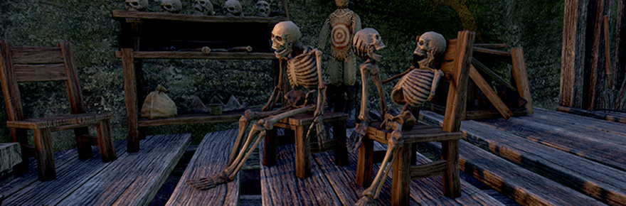 ESO Tales of the Dead
