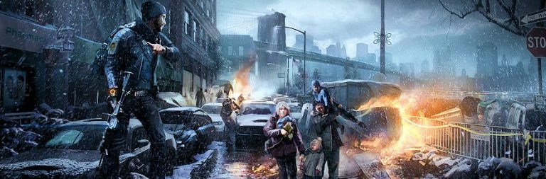 Datamining suggests The Division's alpha test is en route