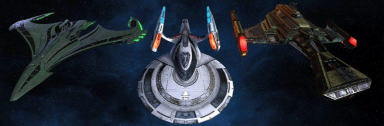 Star Trek Online's command ships will buff friends