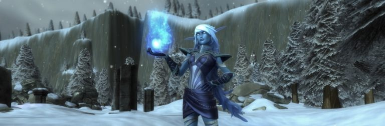 Crowfall: The ultimate union of MMOs and strategy