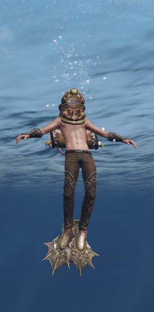 ArcheAge diver down