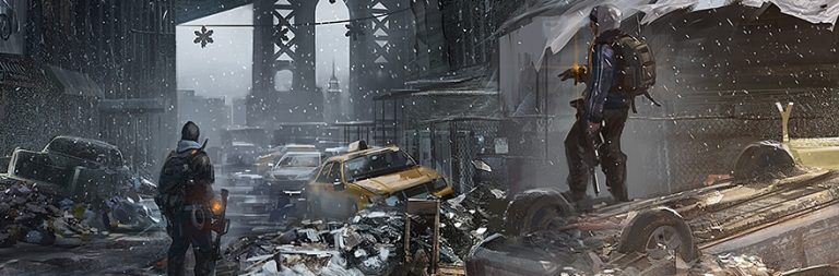 The Division is on track for a 2015 release