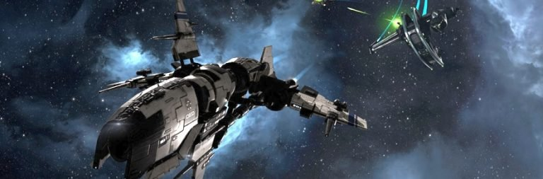 EVE Online lets you buy all the things right away