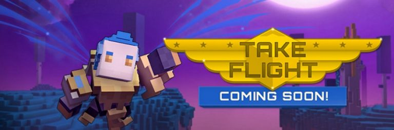Trove takes to the skies in a new patch