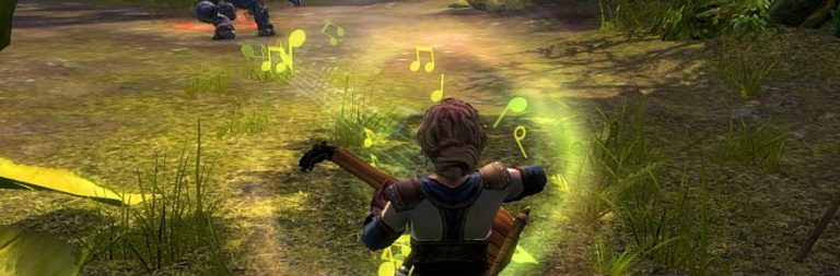 The Daily Grind: Which MMO boasts the best bard?