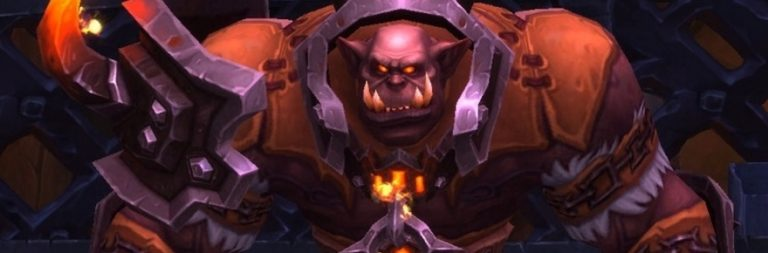 This WoW boss fight is causing motion sickness