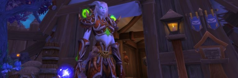How I got married through World of Warcraft