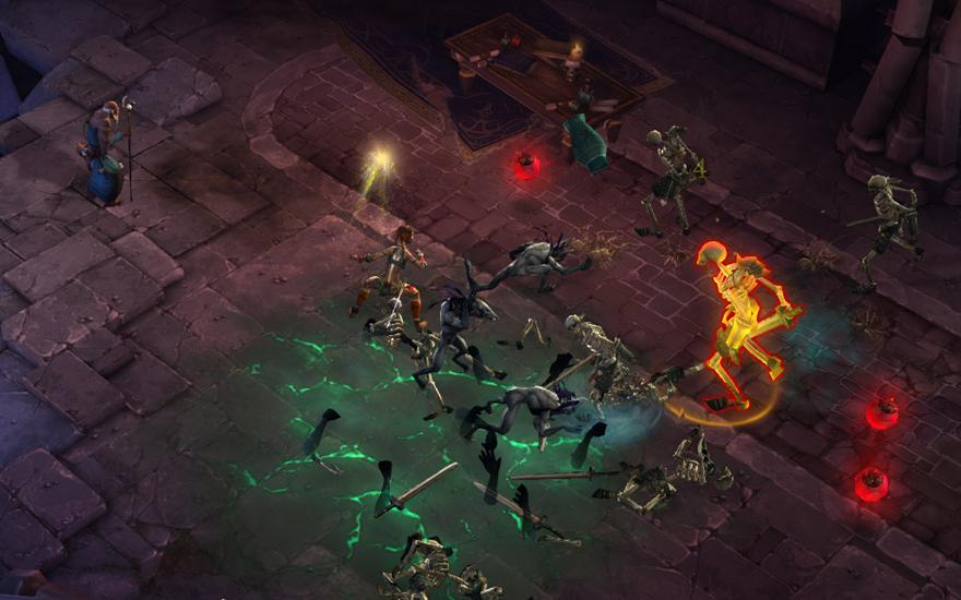 Diablo III - Dungeon