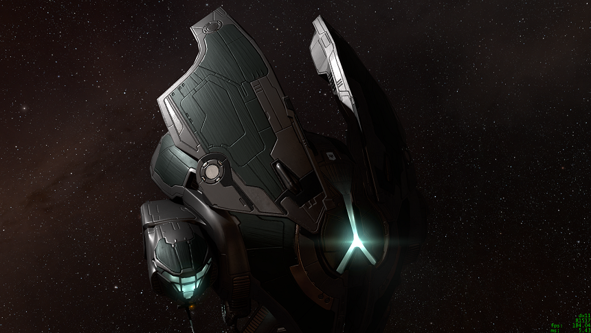 EVE High Resolution Textures - Tristan