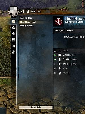 Guild Chat, art image 004