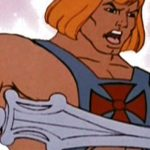 He-Man has the power