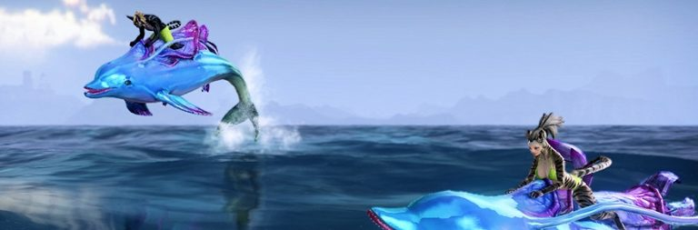 Trion makes amends for ArcheAge's dolphingate
