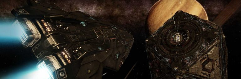 Elite: Dangerous is coming to the Xbox One in 2015