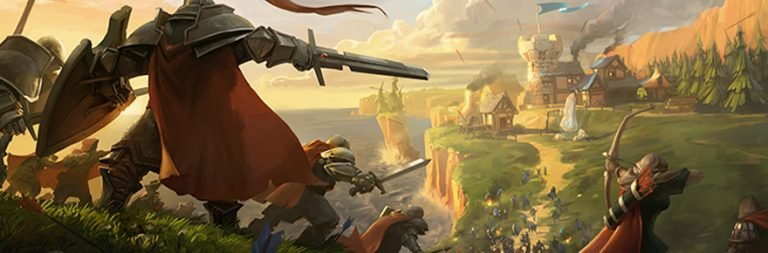 Albion Online players like killing rabbits, each other