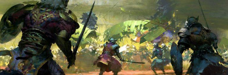 Guild Wars 2 teases upcoming WvW borderlands map