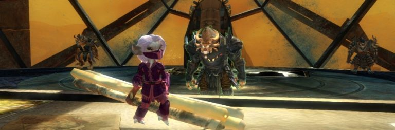 Guild Wars 2 tweaks the personal story for a solo finish