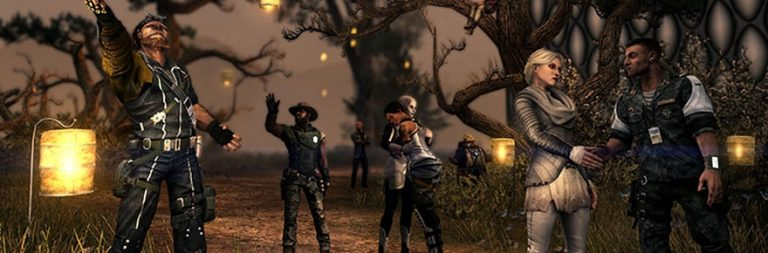 Defiance revisits its holidays for a large-scale anniversary celebration