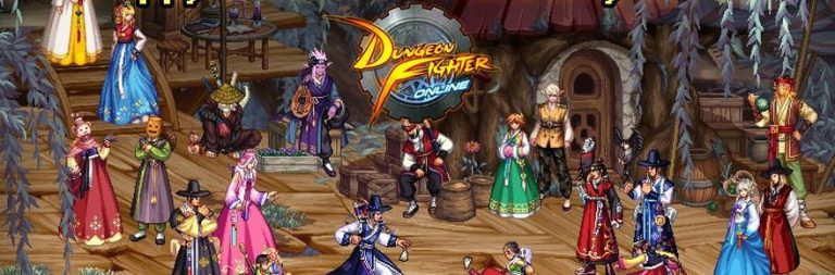 Dungeon Fighter Online kicks off open beta today
