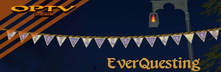 The Stream Team: An EverQuest anniversary with gifts for you!