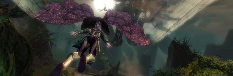 Strongholds and the Jungle in Guild Wars 2: Heart of Thorns