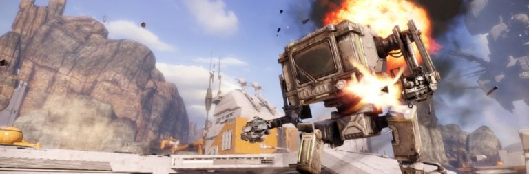 Hawken snapped up by Reloaded Games