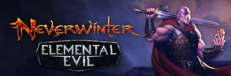 Minsc and Boo go for the eyes in Neverwinter's Elemental Evil