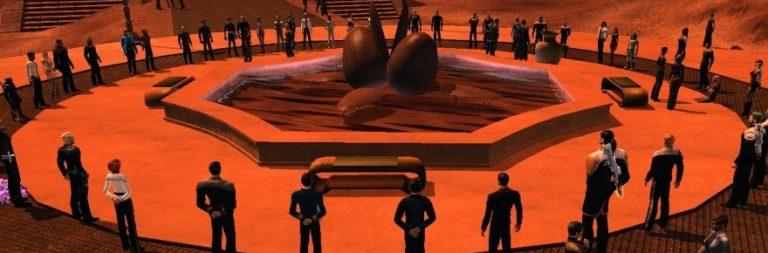 Star Trek Online, Star Citizen, and Elite plan Leonard Nimoy tributes