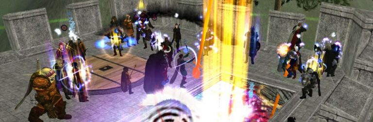 Dark Age of Camelot is adding 'casual group finder'
