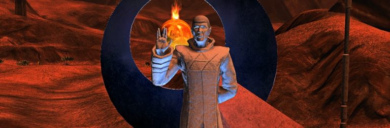 Star Trek Online installs memorials for Leonard Nimoy and all those lost