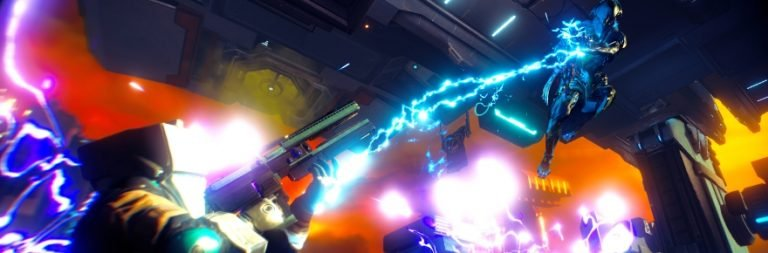 PAX East 2015: Watch Warframe's Tombs of the Sentient trailer