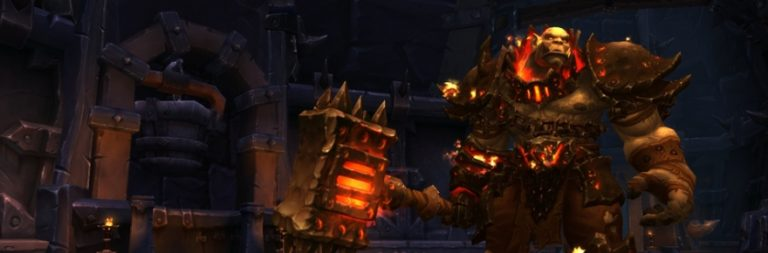 World of Warcraft's design philosophy for tanks and healers in Legion