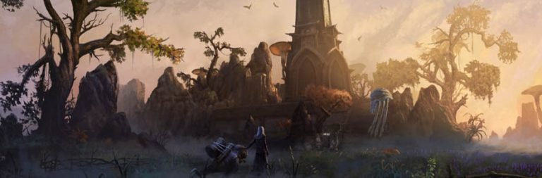 The Daily Grind: What's your favorite MMO fantasy setting?