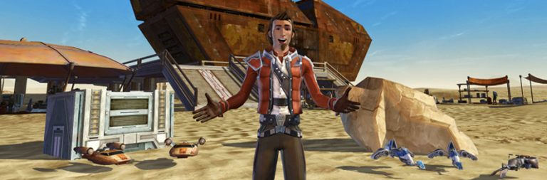 The Soapbox: A pre-mortem for Star Wars The Old Republic, a game that never knew what it had