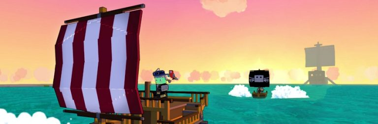 Trove's Fish 'N' Ships update is live