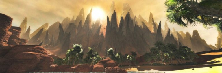 Age of Conan developers working on panoramas and achievements