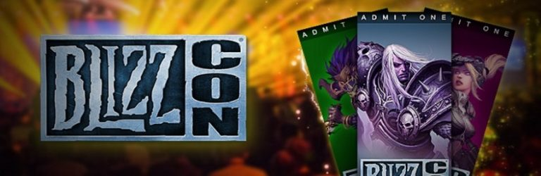 First round of BlizzCon tix sells out