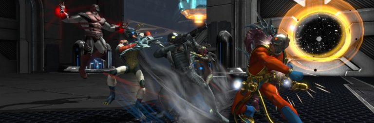 DCUO returns to the Halls of Power with its next update