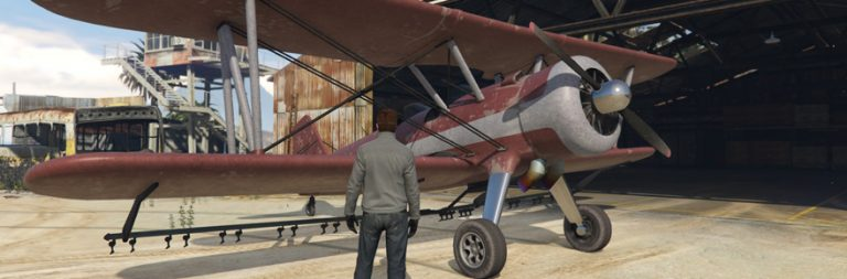 An aircraft spotter's guide to GTA Online, part one