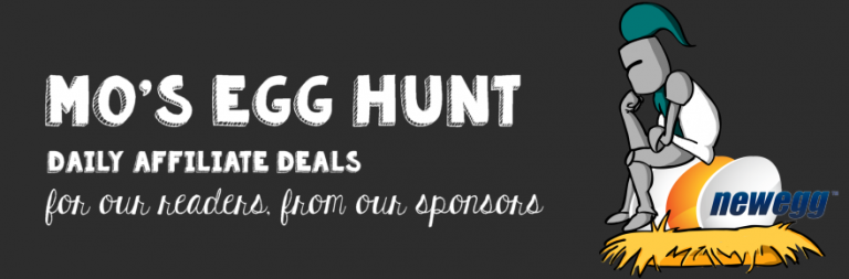 Mo's Egg Hunt: Deals for May 6, 2015
