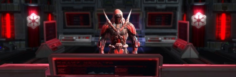 SWTOR's Rise of the Emperor update arrives tomorrow
