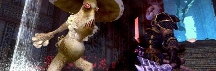 Can't we go back to mushroom people? That'd be keen.