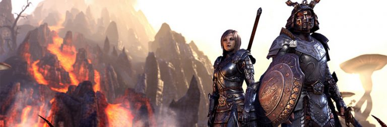 Elder Scrolls Online's PS4 beta starts tomorrow