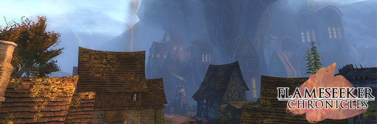 Flameseeker Chronicles: Hands-on with Guild Wars 2's Stronghold PvP