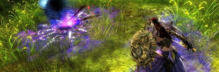 Guild Wars 2 Heart of Thorns' first elite spec is the Chronomancer