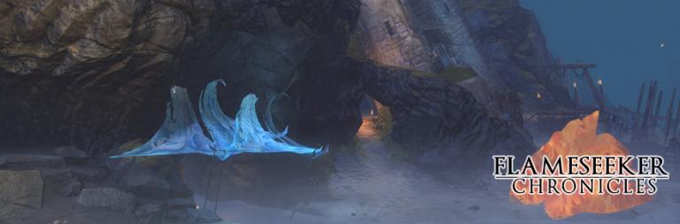 Flameseeker Chronicles: Four fabulous Guild Wars 2 vistas worth visting