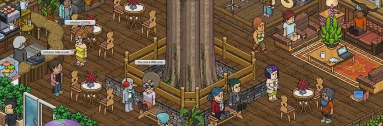 Habbo arrives on Android devices