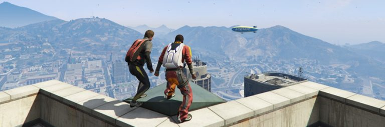 GTA Online: All the open world feels, none of the MMO grind