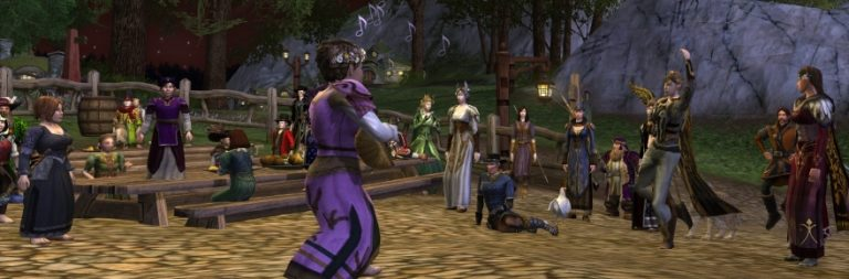 Lord of the Rings Online announces 8th anniversary awards