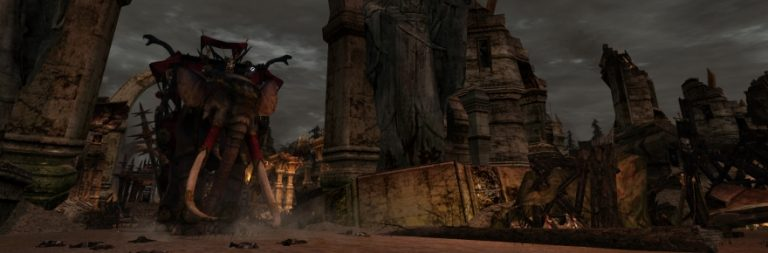 LOTRO's getting new dungeons with the Osgiliath instance cluster